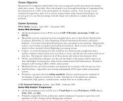 Career Objective On Resume Magnificent Career Objective Examples For Resume Template 60