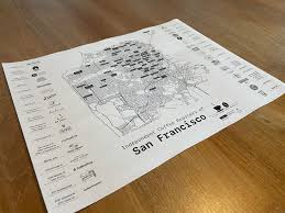 735 columbus ave san francisco, united states. Map Of San Francisco Coffee Roasters 2nd Shelter In Place Edition Sanfrancisco