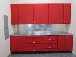 metal storage cabinet with drawers. Red Storage Cabinet With Drawers And Doors Also Grey Stainless Top Metal I