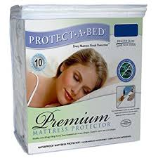 Amazon Protect A Bed Premium Waterproof Mattress Protector