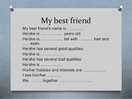 good friend qualities essay