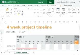 Project Timeline Template Mac Numbers Buildingcontractor Co