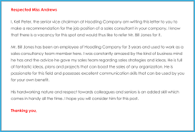 Letter Of Recommendation For Business Recommendation Letter 10 Samples Formats Writing Tips