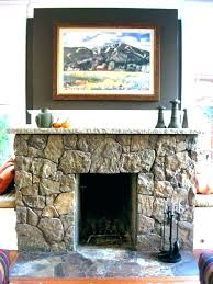 cost to reface fireplace average