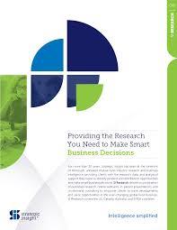 Research Agenda Cover Strategic Insight