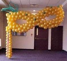 Masquerade Mask Decorating Ideas fancy a masquerade party balloon sculpture Ballooning is a 88