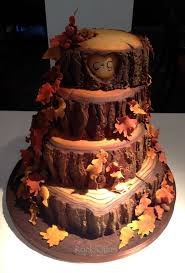 Best 25 Nature Wedding Cakes Ideas On Pinterest Whimsical