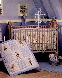 peter rabbit crib sheet