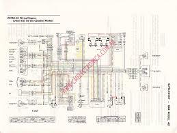 kawasaki 500 wiring diagram wiring diagram shrutiradio kawasaki wiring color code at Ex500 Wiring Diagram