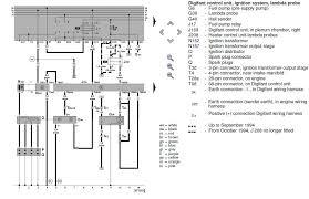 vw abf digifant 3 * current flow diagram digifant control unit at Digifant 2 Wiring Diagram