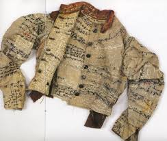The linen jacket above was made by Agnes Richter, a seamstress and ...