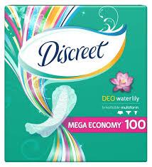 Купить <b>Прокладки</b> ежедневные <b>Discreet Deo</b> Water Lily Multiform ...