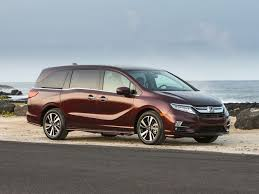 2020 Honda Odyssey Review Pricing And Specs