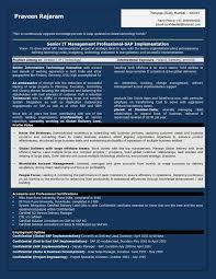 Resume Sample Leading Hr Consultancy In India