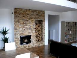 Fireplace Wood Storage Trend 9 Fireplace With Firewood Storage | For The  Home | Pinterest