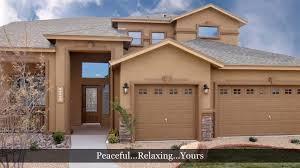 Superior 5 Bedroom Home, El Paso Tx   Santiago Model By Carefree Homes   El Paso Tx  New Home Builder   YouTube