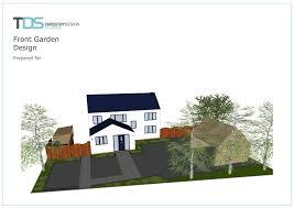 front garden ideas tds