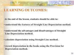Straight Line Method For Depreciation Depreciation Ppt Video Online Download