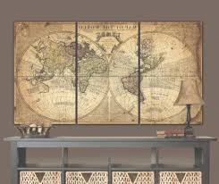 photo gallery of diy world map wall art viewing 28 of 45 photos  on diy map panel wall art with nice map wall art diy gallery art wall decor hecatalog fo