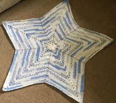Crochet 5 Point Star Pattern Custom Inspiration Design
