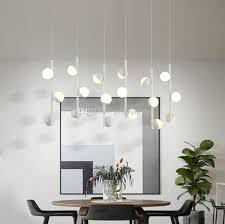 newest aluminium nordic led linear pendant light industrial rectangle ceiling lamp lighting ceiling light ceiling from greatlight520 386 5 dhgate com