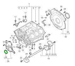 buy porsche cayenne mkiii crankcase parts design  porsche 957 958 cayenne 970 pa ra macan