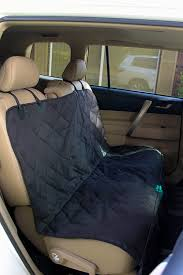 Amazon.com : Pet Seat Cover for Cars - Easy to Clean Quilted ... & Amazon.com : Pet Seat Cover for Cars - Easy to Clean Quilted Waterproof  Material, Velcro Seat Belt Openings, Non Slip Silicone Backing and Seat  Anchors. Adamdwight.com