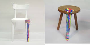 colorful furniture. Collect This Idea White Chair Color Leg Colorful Furniture