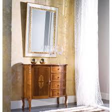 Schlafzimmer Kommode Und Spiegel Marzonas Im Barock Design Mit
