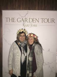 ryan attended kari jobe garden tour on nov 5th 2017 via vettix