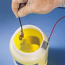 electroplating system tin zinc