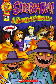 Scooby Doo Bedroom Accessories Amazoncom Scooby Doo Comic Storybook 1 A Haunted Halloween