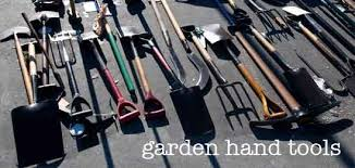 gardening hand tools for planting and