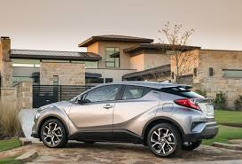 2018 Toyota C-HR Test Drive And Review: Coupe High-Rider Crests ...
