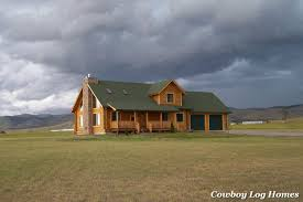 cody log home plans