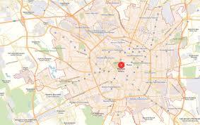 <b>Карта Милана</b> на русском языке с улицами и метро на <b>карте</b> ...
