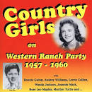 Country Girls on Western Ranch Party 1957-60