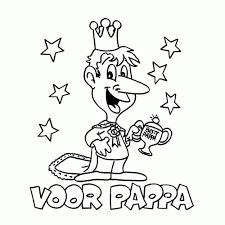 200 De Liefste Papa Kleurplaat 2019