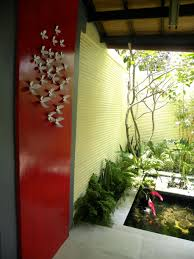Small Picture healthy home design wall hanging ideas near indoor fish pond