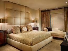 Simple Master Bedroom Black Curtains Pink Mattress Black Fur Rug