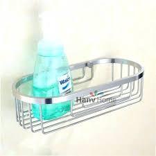 brushed nickel shower shelf brushed nickel shower wall mounted stainless steel brushed nickel bathroom shower shelf