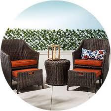 small space patio furniture sets. Small-space Patio Furniture. Fire Pit Sets Small Space Furniture I
