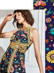 Jamie chungs playful parker selita printed dress
