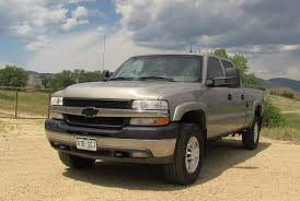 the good and the bad 2002 chevy silverado 2500 hd duramax 4x4  at Repairing Damaged External Wiring Harness On 2004 Gmc Allison Transmission
