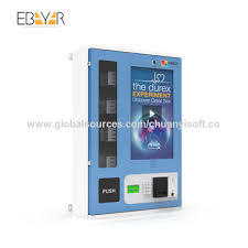 Wall Mounted Cigarette Vending Machine Inspiration China Smart Electronic Wall Mounted Cigarette Gum Snack Vending