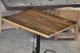 handmade reclaimed rustic solid wood