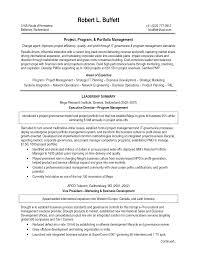It Program Manager Resume Sidemcicek Com