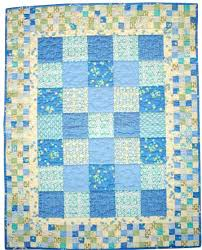 Baby Quilt Pattern Delectable Friday Free Quilt Patterns Newborn Snuggler Baby Quilt McCall's