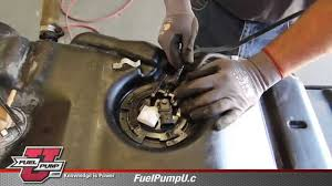 How to Install Fuel Pump Assembly E3614M in a 2005 - 2005 Chevy ...