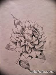черно белый эскиз тату рисункок пионы 11032019 033 Tattoo
